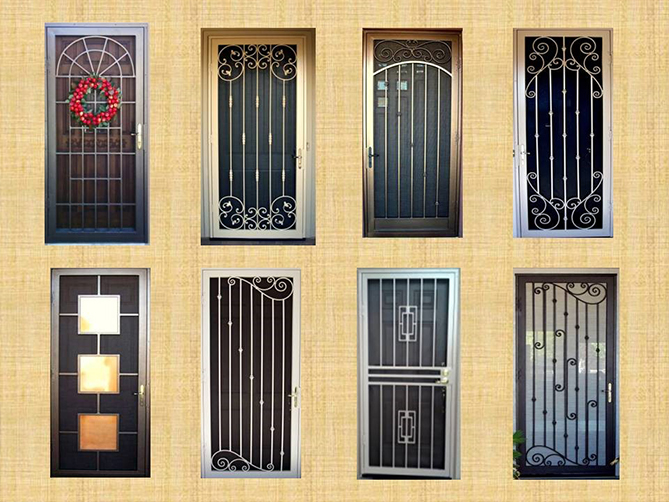 Freelite Products Doors